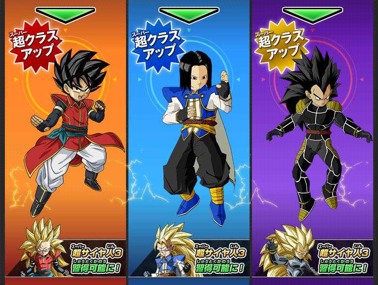 Dragonball Heroes Characters
