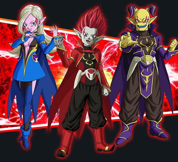 ヒーローアバターがパワーアップ!超ゴッドクラスアップ − ドラゴンボールヒーローズシリーズ ユニバースミッション